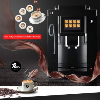 Pure Fully Automatic Bean Coffee Machine