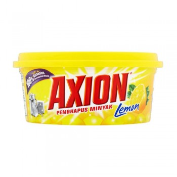 Axion Lemon Dishwashing Paste 350g
