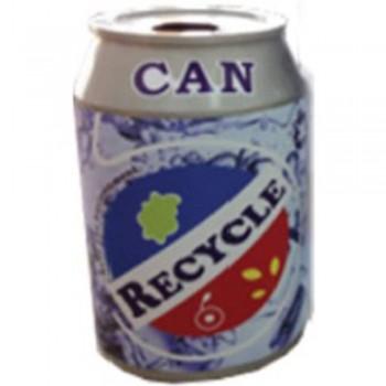 BONANZA (HDPE) Can - 450mm(Dia) x 1000mm(H)--per set c/w sticker & PE liner