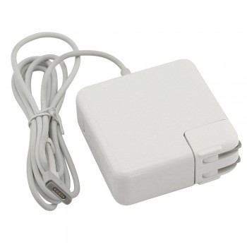 Apple Original AC Adapter Charger - 45W, 14.85V, 3.05A, 2012 for Apple Macbook Series (APPLE-A1436)