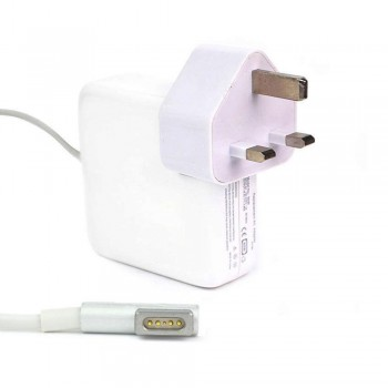 Apple Original AC Adapter Charger - 60W, 16.5V, 3.65A, L-TIP for Apple Macbook Pro Series (APPLE-A1344)