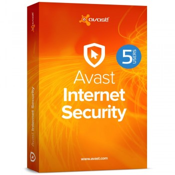 Avast Internet Security 5user