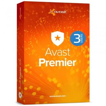 Avast Premier 3users