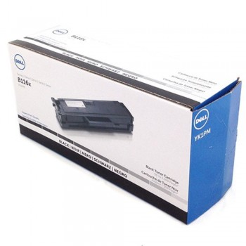Dell B116x Black Toner Cartridge YK1PM (Item no: DELL B116X BK)