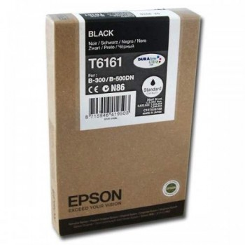 Epson T6161 Black 3k (T616100)