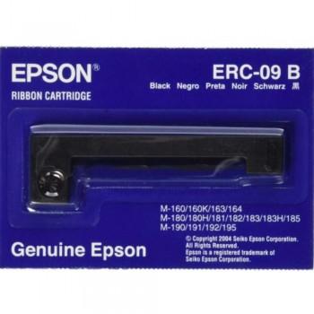 Epson ERC 09 Ribbon - Black (Item No: EPS ERC 09)