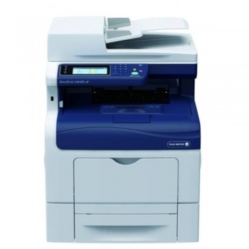 Fuji Xerox DocuPrint CM405df - A4 4-in-1 Print/Scan/Copy/Fax Duplex Network Color Laser Printer (Item No: XEXCM405DF)