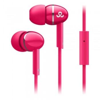 GO GEAR In-Ear Headphones Sparklers - Red