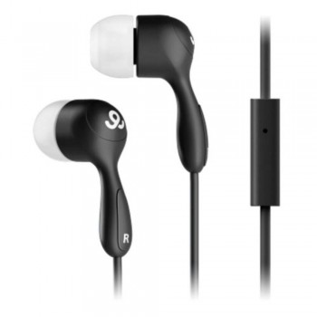 GO GEAR In-Ear Headphones Tunes - Black