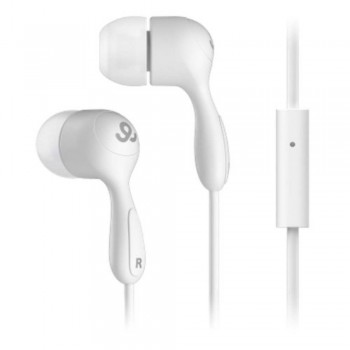 GO GEAR In-Ear Headphones Tunes - White