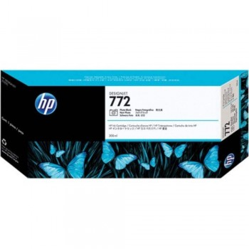 HP 772 DesignJet Ink Cartridge 300-ml - Photo Black (CN633A)