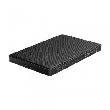 "Orico 2169U3 2.5"" USB 3.0 Full Mesh HDD Enclosure - Black"