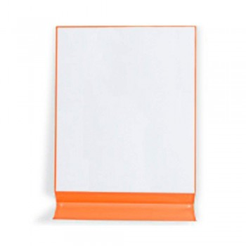 WP-OR23O Orchid Board 60 x 90 x 10CM - Orange Wht Surface (Item No : G05-206)