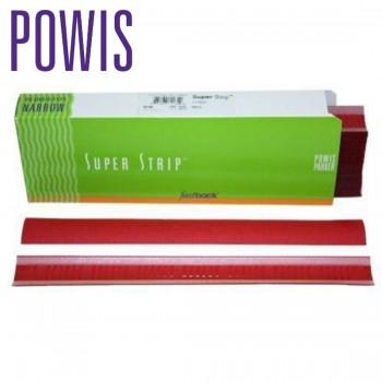 Powis FB20 Super-Strips A4 Medium Red M430 For Fastback Binding Machines