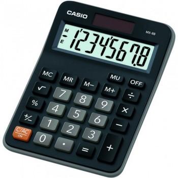 CASIO MX-8B Two Way 8Digits Calculator