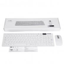 2.4Ghz Wireless Keyboard Mouse Kit