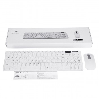 2.4Ghz Wireless Keyboard Mouse Kit