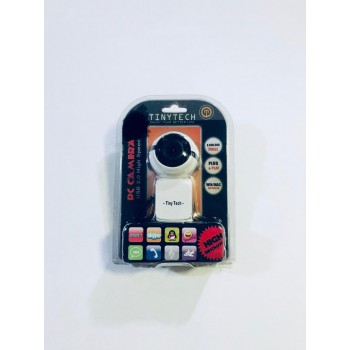 TINYTECH PC CAMERA USB 2.0 CAM-MAT/A322M
