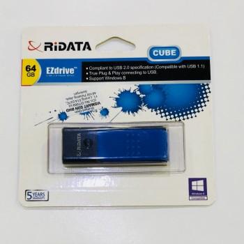 Ridata EZdrive CUBE USB Flash Drive 64GB