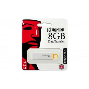 Kingston DataTraveler G4 8GB USB Flash drive