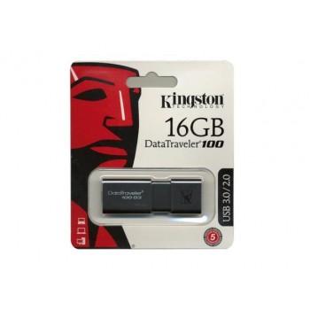Kingston DataTraveler®100 G3 USB Flash Drive 16GB