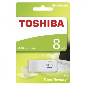 Toshiba 8GB TransMemory™ U202 USB Flash Drive