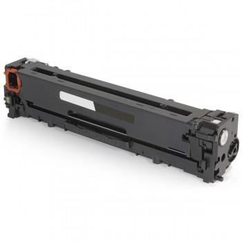 Compatible HP CB540A / CE320A Black Toner Cartridge for LaserJet CP1525N, CP1215, CP1510, CM1300, LBP5050