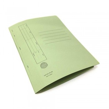 ABBA Flat File U-Pin Spring No. 102 Green