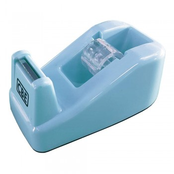 CBE 601 Tape Dispenser (Small) - Blue (Item No: B10-127BL) A1R3B112