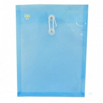 CBE 104A Document Holder - A4 Size Blue