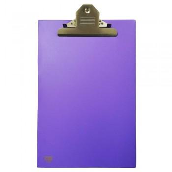 CBE 1496 PVC Jumbo-Clip Board (FC)-violet
