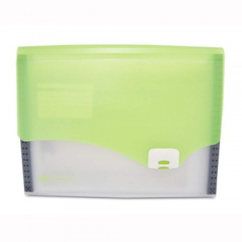 CBE 4307 Expanding File (A4) - Light Green (Item No: B10-17 GR) A1R5B16