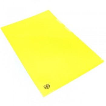 CBE 9002 Document Holder F4 - Yellow (Item No: B10-09 Y) A1R3B172