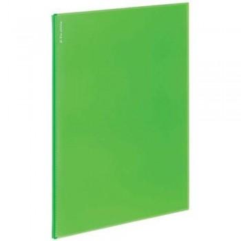 Kokuyo Novita Alpha 6 Pocket Refill - Light Green