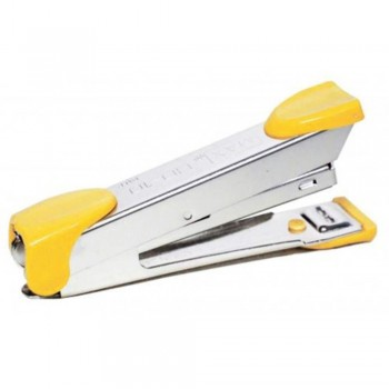 MAX HD-10 Tokyo Design  Manual Stapler - R.Yellow (Item No: B07-12 HD10R.YE)