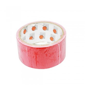 Binding Tape or Cloth Tape - 48mm, Red