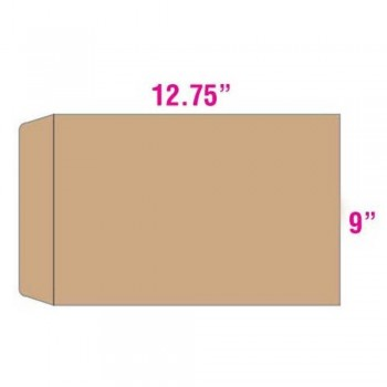 Brown Envelope - Manila - 9-inch x 12.75-inch
