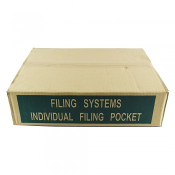 Filing Systems Suspension Files - 50pcs Pocket, Individual Filing Pocket