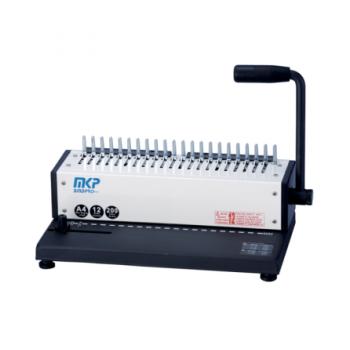 MKP BP-7312 Comb Binding - A4/ 200shts/ Punches 15shts