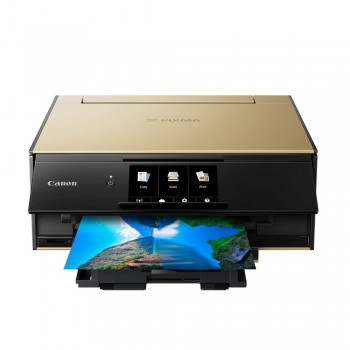 Canon TS9170 Gold All-In-One Inkjet Printer (Print, Scan, Copy)