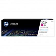 HP 202A Magenta LaserJet Toner Cartridge